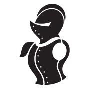 Invisible Knight Icon concept