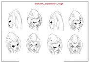 Shauna Concept Art