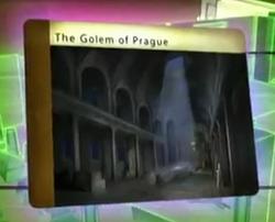 The Golem of Prague Mission