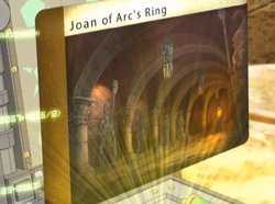 Joan of Arc's Ring Mission