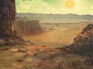 S1E22 team Ethiopian desert