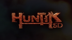 Huntik 5D Logo