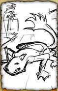 Hoozoto (Rough Sketch)