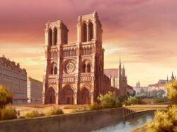 S1E06 Notre Dame