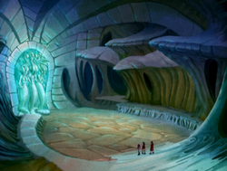 S2E35 Medusas Cave