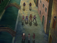 Team vs Blood Spiral S2E36