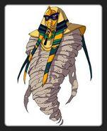 Faraón oscuro