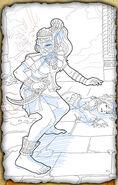 Peque (Pencil Sketch)