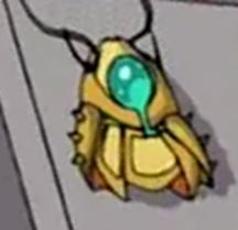 S1E07 Unnamed Titan Amulet