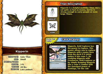 Huntik.com Profile - Kipperin