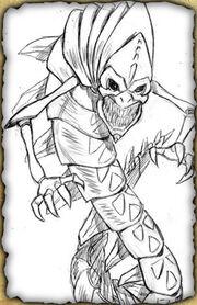 Lindorm (Rough Sketch)