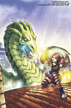 Comic 9 Grand Dragon Leviathan cover