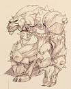 Fenris Concept Art
