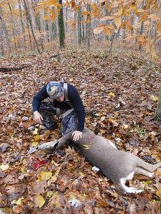 Deerhuntingwithbow