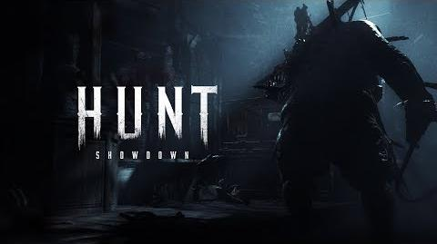 Hunt Showdown Steam Trailer
