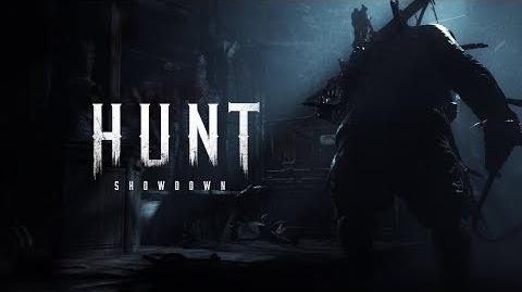 Hunt Showdown Steam Trailer