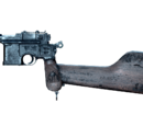 Two Handed weapon