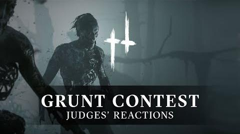 Hunt Showdown Grunt Contest Judges' Reactions