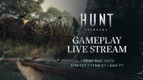 Hunt Showdown Gameplay Livestream with Janneke