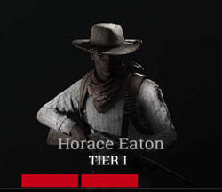 Horace Eaton