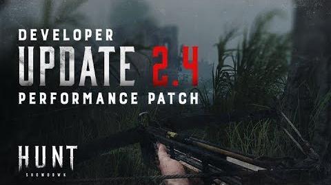 Developer Update Hunt Showdown Update 2