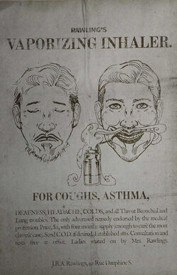 Vaporizing Inhaler