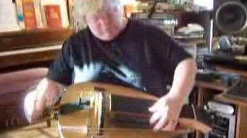 Hurdygurdy at Olympic Musical Instruments