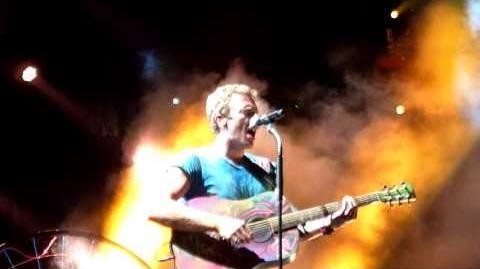 Coldplay - Charlie Brown - Vancouver - April 20, 2012