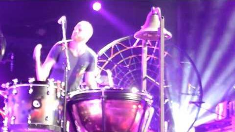 Coldplay - Viva La Vida - Vancouver - April 20 2012