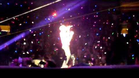 Coldplay - Every Teardrop Is A Waterfall - Vancouver - April 20, 2012