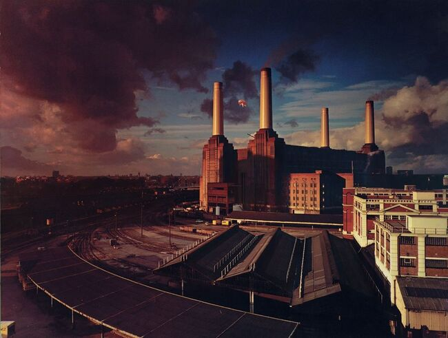 Pink floyd animals by floydian615-d4i5le3