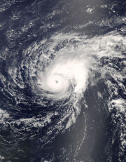 Hurricane Bertha 2008