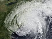 "NNVL- ""Hurricane Irene Makes Landfall - Visible Satellite Image"""