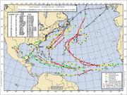 800px-2000 Atlantic hurricane season map