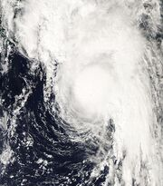 Hurricane Kyle 2008