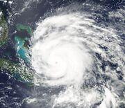 Major Hurricane Irene Aug 24 2011 Aqua