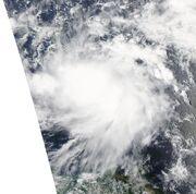 Tropical Storm Emily Aug 2 2011 Aqua