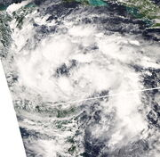 Tropical Depression Sixteen 2008
