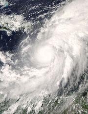 Hurricane Omar 2008