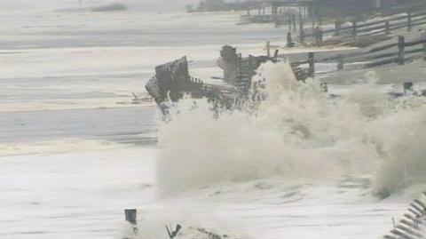 Hurricane Sandy Super Storm Slams East Coast States