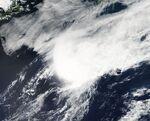 Tropical Storm Franklin Aug 13 2011 Aqua