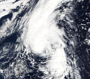 Tropical Storm Nadine (2000)