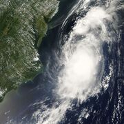 Tropical Storm Cristobal 2008