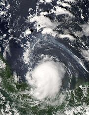 Tropical Storm Marco 2008