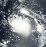 Tropical Storm Gert Aug 15 2011 Terra