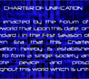 Charter of Unification