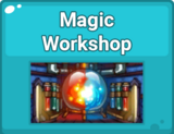 Magic Workshop Icon