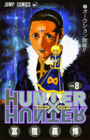 Hunter X Hunter v08