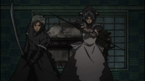 Muneakir and Hanzo take on the beast