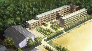 Kamiyama High School